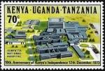 ケニア・ウガンダ・タンザニア:ケニヤッタ病院