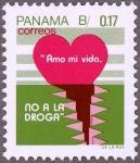 パナマ・反麻薬キャンペーン