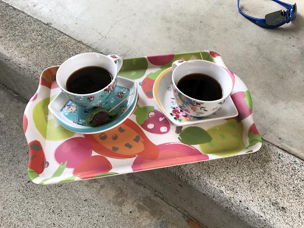 6コーヒー