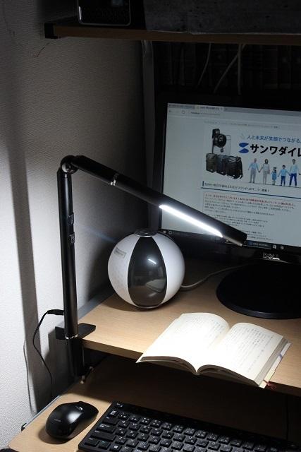 LEDライトデスク (2)