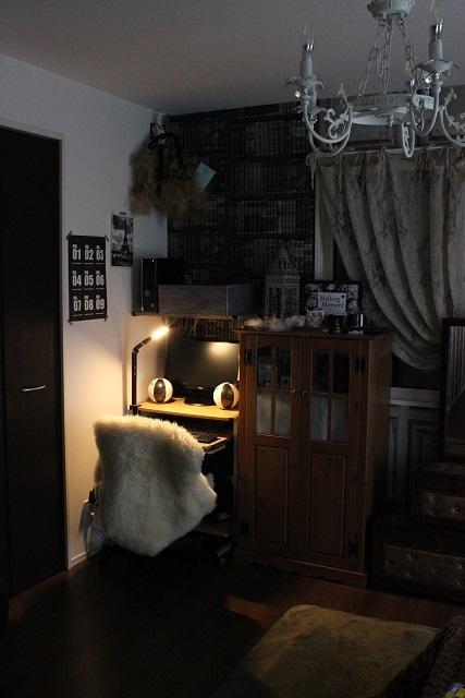 LEDライトデスク (3)