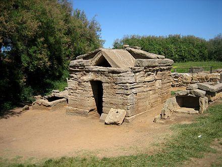 エトルリア墓5