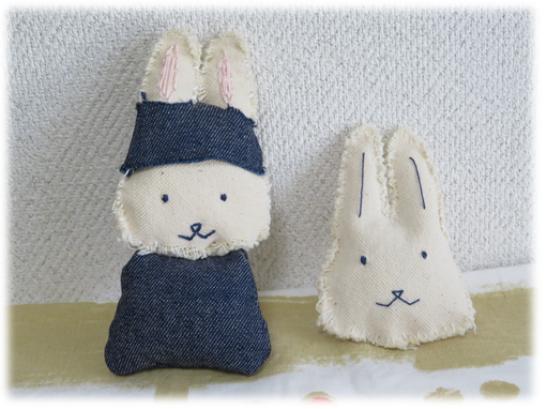ウサギちゃん1