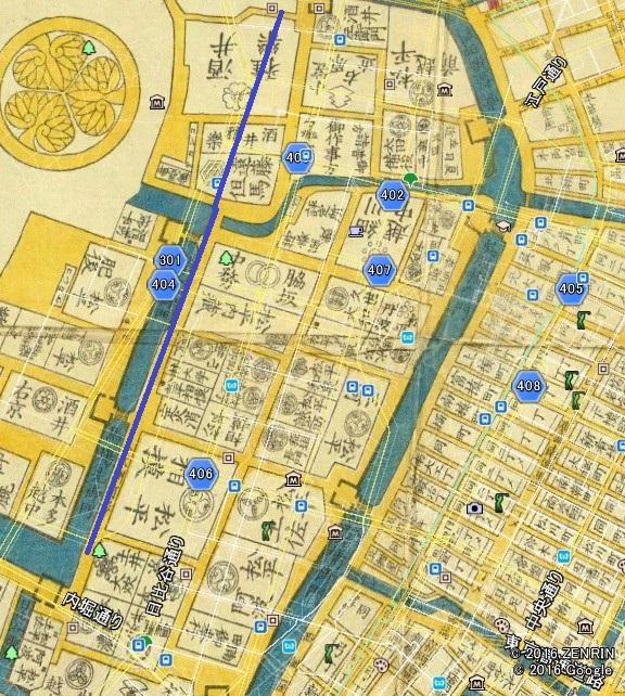 ⑬日比谷通り(公園─新橋)