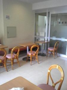 徳州会病院2F 談話室①