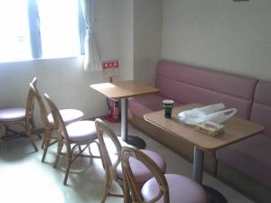 徳州会病院2F 談話室②