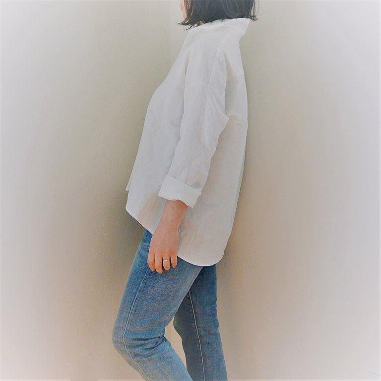 スキッパーシャツ2