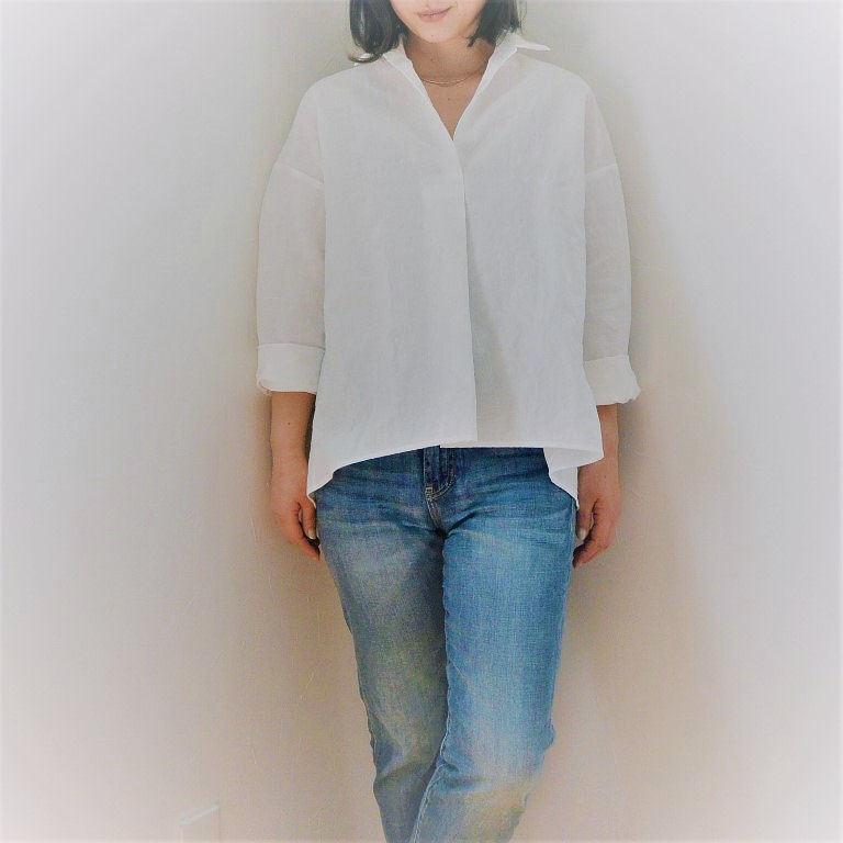 スキッパーシャツ1