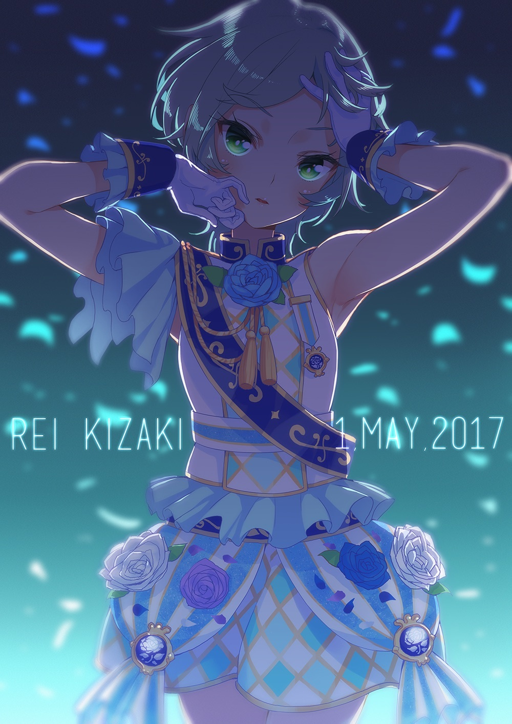 Aikatsu stars kizaki rei - 2017 anime wallpaper ...