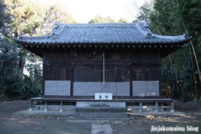 久伊豆神社(蓮田市駒崎)10