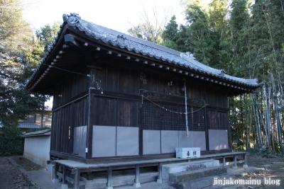 久伊豆神社(蓮田市駒崎)11