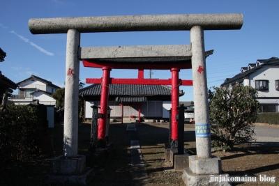 貝塚神社(蓮田市貝塚)2