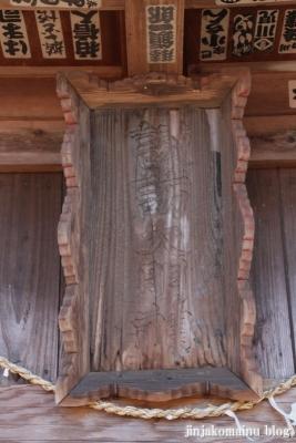 諏訪神社(北足立郡伊奈町小室)4