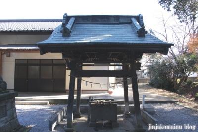 氷川神社(北足立郡伊奈町本町)7