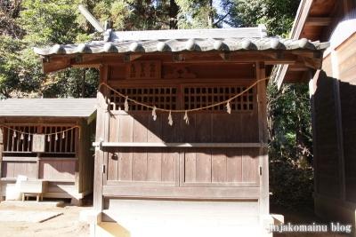 氷川神社(北足立郡伊奈町本町)13