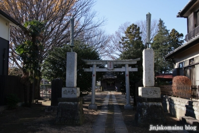 須賀神社(蓮田市上)7