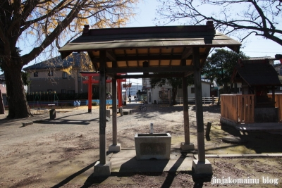 須賀神社(蓮田市上)10