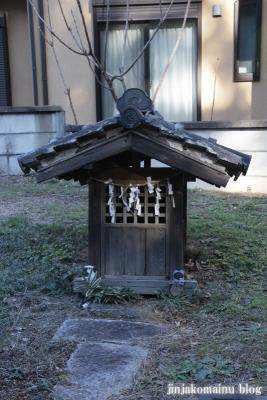 久伊豆神社(蓮田市閏戸)6