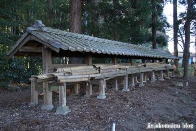 久伊豆神社(蓮田市閏戸)4
