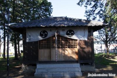 久伊豆神社(蓮田市川島)9