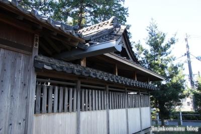 久伊豆神社(蓮田市川島)11
