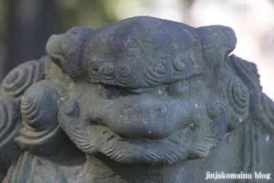 久伊豆神社(蓮田市川島)26