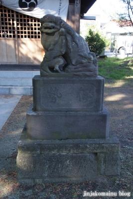 久伊豆神社(蓮田市川島)15