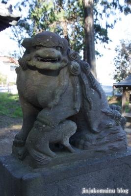 久伊豆神社(蓮田市川島)16