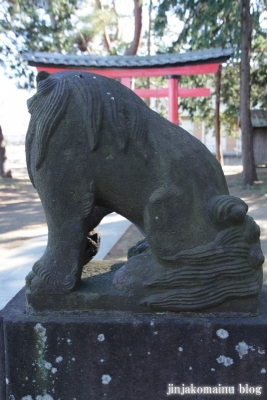 久伊豆神社(蓮田市川島)22
