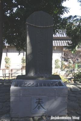 愛宕神社(蓮田市東)6
