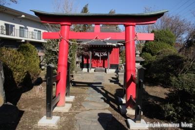 稲荷神社(上尾市平塚)2