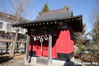 稲荷神社(上尾市平塚)7