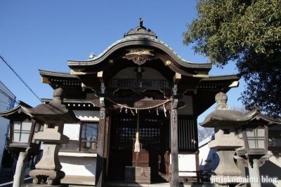 稲荷神社(上尾市原市中)4