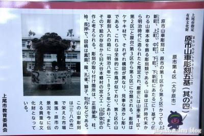 稲荷神社(上尾市原市中)10