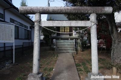 新明神社(上尾市原市)2