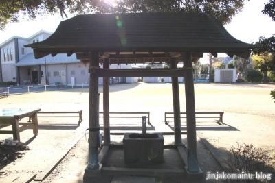 瓦葺氷川神社(上尾市瓦葺)5