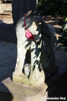 稲荷神社(上尾市瓦葺)15