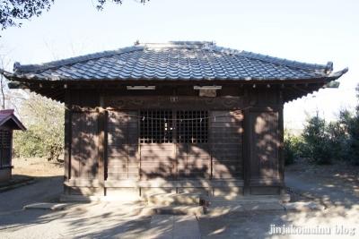 稲荷神社(上尾市瓦葺)7
