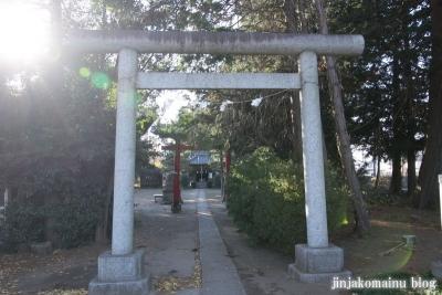 氷川神社(さいたま市見沼区丸ケ崎町)2