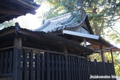 氷川神社(さいたま市見沼区丸ケ崎町)10