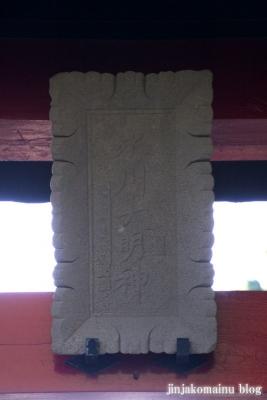 氷川神社(さいたま市見沼区丸ケ崎町)5