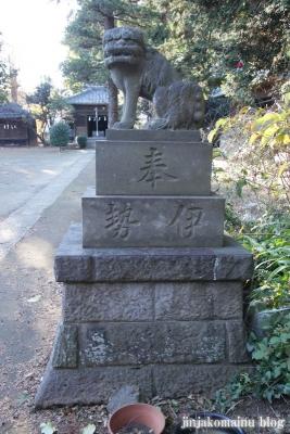 氷川神社(さいたま市見沼区丸ケ崎町)17