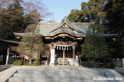 春日部八幡神社(春日部市粕壁)16