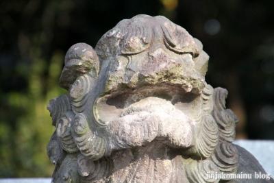 春日部八幡神社(春日部市粕壁)54