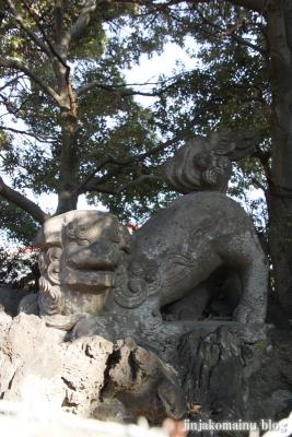 春日部八幡神社(春日部市粕壁)60