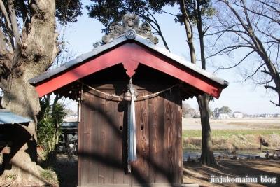稲荷神社(春日部市内牧)4