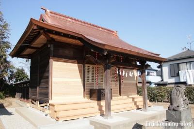 鷲神社(春日部市小淵)11