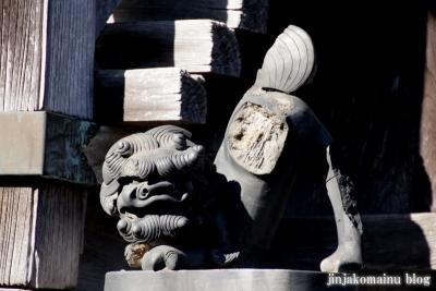 鷲神社(春日部市小淵)13