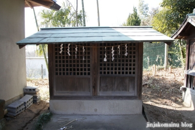 鷲神社(春日部市小淵)16