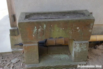 鷲神社(春日部市小淵)17